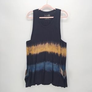 We the Free Sunrise Tie Dye Tunic Dress